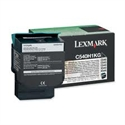 C540H1KG, Black High Yield Return Programme Toner Cartridge, 2, 500 pages, C540n / C543dn / C544/ C546dtn / X543dn / X544/ X546dtn / X548 -- снимка