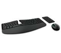 L5V-00021, Microsoft Sculpt Ergonomic Desktop USB Port English -- снимка