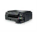 DCPJ105YJ1, Inkjet Multifunctional BROTHER DCPJ105, Print, Sopy, Scan, up to 11 mono/6 colour ipm, High-yield catridge 2400mono/1300colour -- снимка