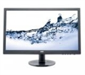 E2460SH, Монитор AOC 24 TN; WLED; 1920x1080@60Hz; 170/160; 1 ms; 250; Black; Speakers; Vesa 100x100; D-SUB; DVI; VGA; HDMI; Warranty 3 Years -- снимка