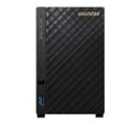 "AS3102T, Asustor AS3102T, 2-bay NAS, Intel Celeron Dual-Core N3050 ( up to 2.1GHz, 2MB), 2GB DDR3L(non-upgradeable), 2 x 3.5"" SATAII / SATAIII, GbE x -- снимка"