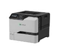 40C9136, Color Laser Printer Lexmark CS720de - Duplex; A4; 1200 x 1200 dpi; 38 ppm; 1024 MB; capacity: 650 sheets; USB 2.0; Gigabit LAN; Maximum -- снимка