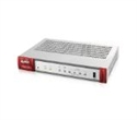 USG20-VPN-EU0101F, ZyXEL USG20-VPN Firewall, 10x VPN (IPSec/L2TP), up to 15 SSL (5 included), 1x WAN, 1x SFP, 4x LAN/DMZ, 1x USB port, Optional: -- снимка