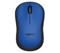 910-004879, Logitech Wireless Mouse M220 Silent, blue -- снимка