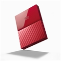 WDBYFT0030BRD, HDD 3TB USB 3.0 MyPassport Red (3 years warranty) NEW -- снимка