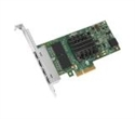540-BBDV, Dell Intel Ethernet I350 QP 1Gb Server Adapter, Low Profile -- снимка