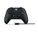 4N6-00002, Microsoft Xbox One Wired Controller+Cable for Windows -- снимка