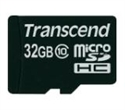 TS32GUSDC10, Transcend 32GB micro SDHC (No Box & Adapter - Class 10) -- снимка