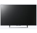 """KD43XE8005BAEP, Sony KD-43XE8005 43"""" 4K HDR TV BRAVIA, Edge LED with Frame dimming, Processor 4К X-Reality PRO, Android TV 6.0, XR 200Hz, DVB-C -- снимка"""