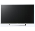"""KD43XE8077SAEP, Sony KD-43XE8077 43"""" 4K HDR TV BRAVIA, Edge LED with Frame dimming, Processor 4К X-Reality PRO, Android TV 6.0, XR 400Hz, DVB-C -- снимка"""