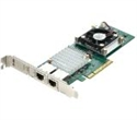 DXE-820T, D-Link Dual Port 10GBASE-T RJ45 PCI Express Adapter -- снимка