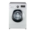 F1296NDA3.ABWQCMR, LG F1296NDA3, Washing Machine, 6kg, 1200 rpm, LED-display, A+++, Inverter Direct Drive, 13 program, Smart Diagnosis White -- снимка