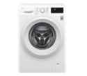 F4J5QN3W, LG F4J5QN3W, Washing Machine, 7kg, 1400 rpm, LED Display, Inverter Direct Drive, A+++ -30%, White -- снимка