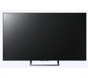 """KD43XE7005BAEP, Sony KD-43XE7005 43"""" 4K TV HDR BRAVIA, Edge LED with Frame dimming, Processor 4К X-Reality PRO, Browser, YouTube, Netflix, Apps, XR -- снимка"""