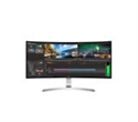 "34UC99-W, LG 34UC99-W, 34"" 21:9 UltraWide, Curved WQHD IPS Panel with USB Type-C, 5ms, 300 cd/m2, Mega DFC, 3440x1440, sRGB 99%, FreeSync, USB 3.0 -- снимка"
