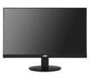 "I2480SX, AOC I2480SX, 23.8"" Bordless Wide IPS LED, 5 ms, 20М:1 DCR, 250 cd/m2, FullHD 1920x1080, D-Sub, DVI, Black -- снимка"