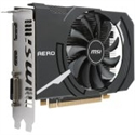 MSI Video Card AMD Radeon RX 550 OC GDDR5 2GB/128bit, 1082MHz/7000MHz, PCI-E 3.0 x16, DP, HDMI, DVI-D, Sleeve Fan Cooler(Double Slot) Retail -- снимка
