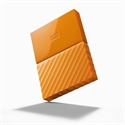 WDBYFT0040BOR, HDD 4TB USB 3.0 MyPassport Orange (3 years warranty) NEW -- снимка