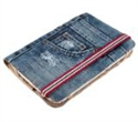 """19481, TRUST Jeans Folio Stand for 7-8"""" tablets -- снимка"""