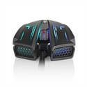 GX30P93886, Lenovo Legion M200 RGB Gaming Mouse, 5-button design, up to 2400 DPI with 4 levels DPI switch, 7-color circulating-backlight and a -- снимка