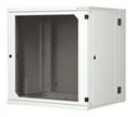 """RUN-06-60/40, 19"""" 6U two-section wall-mounting rack, depth 400 mm with removable side panels -- снимка"""