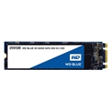 WDS250G2B0B, SSD WD Blue 250GB M.2 2280(80 X 22mm) SATA III 3D NAND, read-write: up to 550MBs, 525MBs (3 years warranty) -- снимка