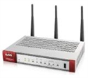 USG20W-VPN-EU0101F, ZyXEL USG20W-VPN Firewall, 802.11ac/n Wireless (3x3/80MHz), 10x VPN (IPSec/L2TP), up to 15 SSL (5 included), 1x WAN, 1x SFP, 4x -- снимка