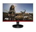 "G2790PX, AOC G2790PX Gaming 27"" Wide TN LED, 144Hz FreeSynk, 1 ms, 1000:1, 20М:1 DCR, 400 cd/m2, FullHD 1920x1080, USB, D-sub, HDMI, DP, Speakers -- снимка"