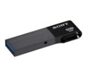 USM128WE3, Sony 128GB USB 3.0 Ultra Mini Black -- снимка