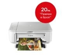 0515C026AA, Canon PIXMA MG3650 All-In-One, White -- снимка