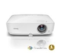 9H.JH177.33E_5A.JH328.10E, BenQ W1050, DLP, 1080p, 2200 ANSI Lumens, 15 000:1, VGA, HDMI, Speaker, 3D Ready + Benq QCAST Mirror Projector QP20 White -- снимка