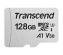 TS128GUSD300S, Transcend 128GB microSD UHS-I U3A1 (without adapter) -- снимка