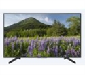 """KD43XF7096BAEP, Sony KD-43XF7096 43"""" 4K HDR TV BRAVIA, Edge LED with Frame dimming, Processor 4K X-Reality PRO, Dynamic Contrast Enhancer, Browser -- снимка"""