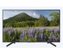 """KD49XF7096BAEP, Sony KD-49XF7096 49"""" 4K HDR TV BRAVIA, Edge LED with Frame dimming, Processor 4K X-Reality PRO, Dynamic Contrast Enhancer, Browser -- снимка"""