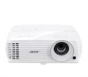 MR.JQ511.001, Acer Projector H6530BD, DLP, WUXGA (1920x1200), 3500 ANSI Lumens, 10000:1, 3D, Nvidia 3DTV, HDMI, VGA, RCA, Audio in, Audio out -- снимка
