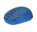 22629, TRUST Yvi Fabric Wireless Mouse - blue -- снимка