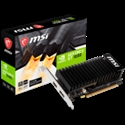 MSI Video Card GeForce GT 1030 LP OC GDDR4 2GB/64bit, PCI-E 3.0 x16, DisplayPort, HDMI, DX 12, Retail -- снимка