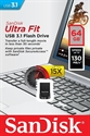 SDCZ430-064G-G46, Флаш памет SanDisk 64GB Ultra Fit USB 3.1 Flash Drive, read speed: up to 130 MB/s -- снимка