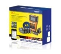 PTE550WSPYJ1, Brother PT-E550WVP Handheld Industrial Labelling system + 1x TZEFX231, TZE241, TZE251, TZE651 -- снимка