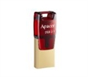 AP64GAH180R-1, Apacer 64GB AH180 Red - USB 3.1/Type-C Dual Flash Drive -- снимка