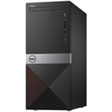 Dell Vostro Desktop 3670, Core i5-8400 (9MB, up to 4.0 GHz), 8GB, DDR4 2666MHz, 128GB PCI SSD + 1TB 7200RPM HDD, DVD Drive, Wireless 1707 Card -- снимка