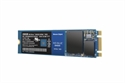WDS250G1B0C, SSD WD Blue SN500 250GB PCIe Gen3 8 Gb/s NVMe (PCIe Slot) M.2 2280 3D NAND, read-write: up to 1700MBs, 1300MBs (5 years warranty) -- снимка