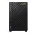 "AS3102TV2, Asustor AS3102Tv2, 2-bay NAS, Intel Celeron Dual-Core N3050 ( up to 2.1GHz, 2MB), 2GB DDR3L(non-upgradeable), 2 x 3.5"" SATAII / SATAIII -- снимка"