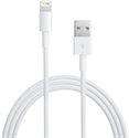 MD818ZM/A, Кабел Apple Lightning to USB Cab, 1m, Iphone 5 and 6 -- снимка