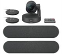 960-001224, Logitech Rally Ultra-HD ConferenceCam - Black -- снимка