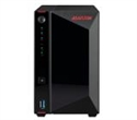 "AS5202T, Asustor AS5202T, 2-Bay NAS, Intel Celeron J4005 Dual-Core 2.0 GHz (burst up 2.7 GHz), 2GB SO-DIMM DDR4 (Max. 8GB), 2 x2.5 GbE, 4 x 2.5""/3.5"" -- снимка"