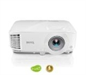 9H.JGR77.13E, BenQ MX731, Network Business Projector, DLP, XGA (1024x768), 20 000:1, 4000 ANSI Lumens, Zoom 1.3x, VGA, HDMI x2, USB type A x2, Audio -- снимка