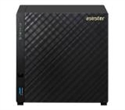 "AS3104T, Asustor AS3104T, 4-bay NAS, Intel Celeron Dual-Core N3050 ( up to 2.1GHz, 2MB), 2GB DDR3L(non-upgradeable), 4 x 3.5"" SATAII / SATAIII, GbE x -- снимка"