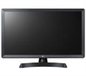 "28TL510V-PZ, LG 28TL510V-PZ, 27.5"" WVA, LED non Glare, TV Tuner DVB-T2/C /S2, 5ms GTG, 1000:1, 5000000:1 DFC, 250cd, 1366x768, HDMI, USB2.0, Cl slot -- снимка"