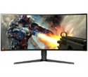 "34GK950G-B, LG 34GK950G-B, 34"" Curved 21:9 UltraWide™ QHD Nano IPS (3440 x 1440) Anti-Glare, 5ms, NVIDIA G-SYNC, 120Hz, 1000:1, 400cd/m2, DCI-P3 98% -- снимка"